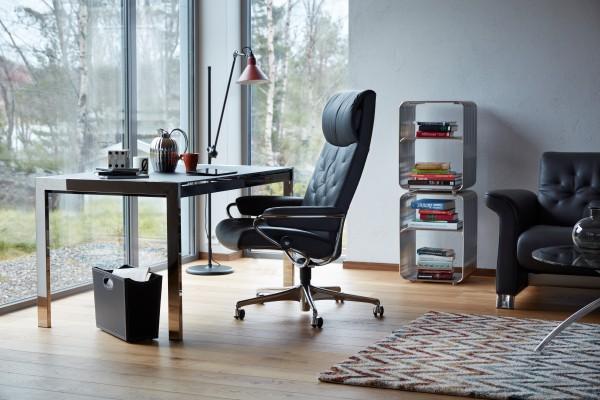 Auch im Home Office können Sie sich diesen Komfort leisten.