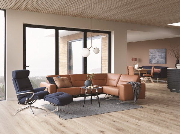 Stressless Garnituren und Sessel, wir im Einrichtungshaus Hansel beraten Sie gerne.