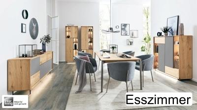 Esszimmer in allen Ausführungen wie zum Beispiel Holz, Lack und vieles mehr von der Marke Interliving.