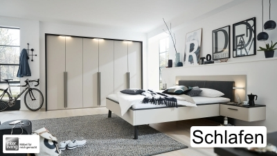 Schlafträume erfüllen Sie sich mit Interliving Schlafraummöbel vom Einrichtungshaus Hansel