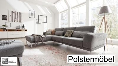 Tolles Design und gehobene Qualität Polstermöbel von Interliving bei Hansel. Wir sind nah bei Paderborn, Lippstadt und Gütersloh.