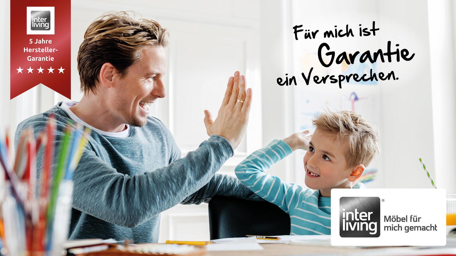 Interliving Möbel bei Hansel in Delbrück-Westenholz. Markenmöbel zu besten Preisen.