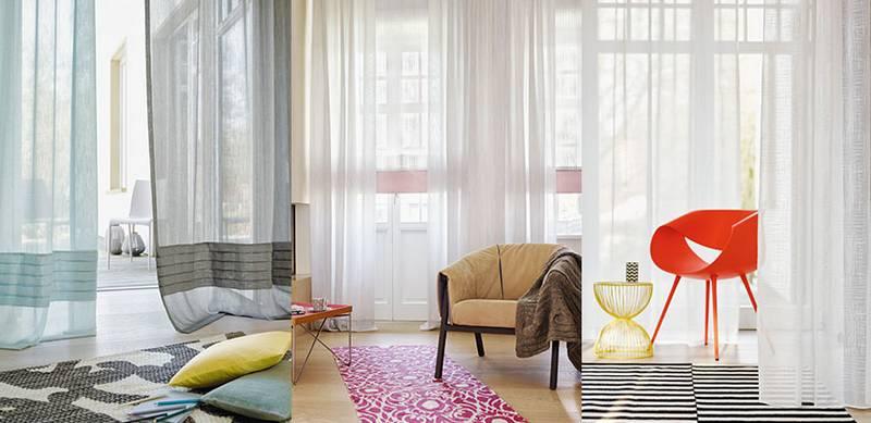 gardinen kaufen einrichtungshaus hansel delbr ck. Black Bedroom Furniture Sets. Home Design Ideas